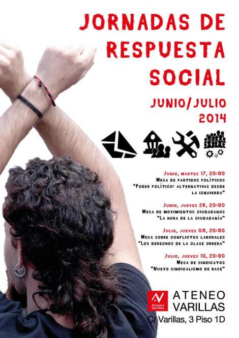 Jornadas de respuesta social