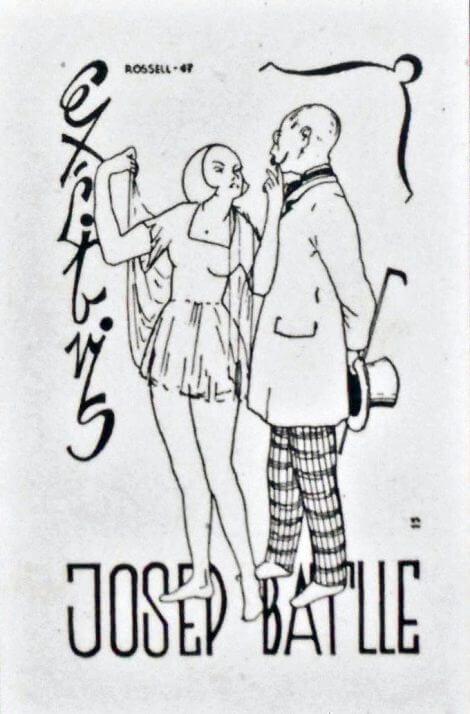Prostituta seduciendo