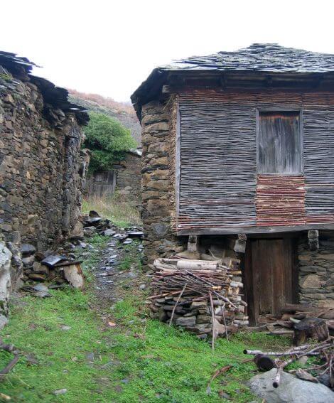 El mundo rural sobrevive